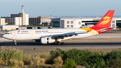 B-1043 - Airbus A330-243 - Capital Airlines