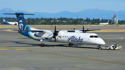 N451QX - Bombardier Dash 8-Q402 - Alaska Airlines (Horizon Air)