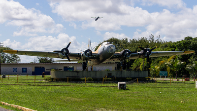 FAB5402 - Boeing B-17 Flying Fortress - Brazil - Air Force