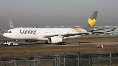 G-TCCF - Airbus A330-243 - Condor (Thomas Cook Airlines)