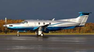 OK-PCC - Pilatus PC-12/47E - T-air