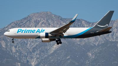 N1373A - Boeing 767-31K(ER)(BDSF) - Amazon Prime Air (Atlas Air)