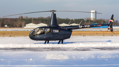 SP-PSP - Robinson R66 Turbine - Private