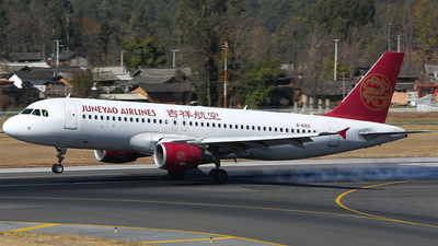 B-6921 - Airbus A320-214 - Juneyao Airlines