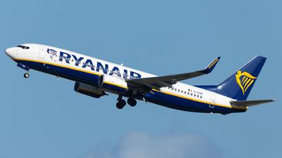 EI-GDN - Boeing 737-8AS - Ryanair