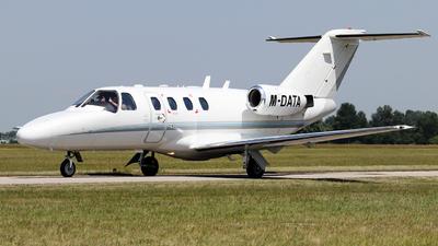M-DATA - Cessna 525 Citationjet CJ1 - Private