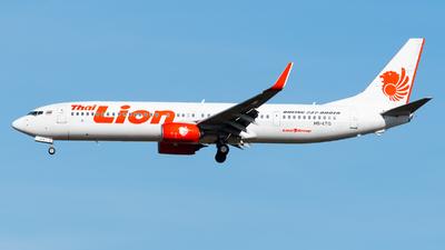 A picture of HSLTQ - Boeing 7379GP(ER) - [39832] - © Amarase Pamarapa