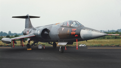 MM6873 - Lockheed F-104S ASA-M Starfighter - Italy - Air Force