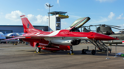 645 - Lockheed Martin F-16C Fighting Falcon - Singapore - Air Force