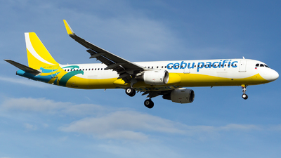 RP-C4112 - Airbus A321-211 - Cebu Pacific Air