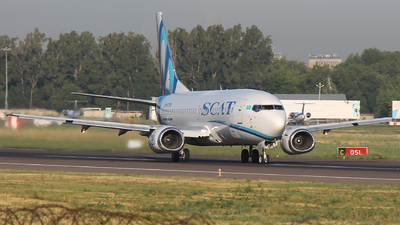 UP-B3729 - Boeing 737-3K2 - Scat Air Company