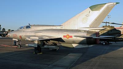 N21EV - Mikoyan-Gurevich MiG-21UM Mongol B - Private