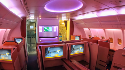 A4O-DE - Airbus A330-343 - Oman Air