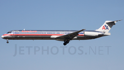 N251AA - McDonnell Douglas MD-82 - American Airlines