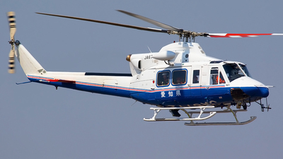 JA6772 - Bell 412EP - Toho Air Service