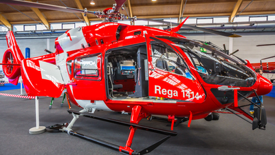 HB-ZQM - Airbus Helicopters H145 - REGA - Swiss Air Ambulance