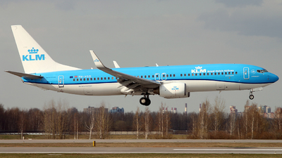 A picture of PHHSD - Boeing 7378K2 - KLM - © Malyshev Andrei