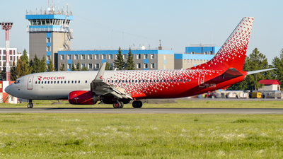 VQ-BSR - Boeing 737-8AS - Rossiya Airlines