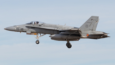 C.15-29 - McDonnell Douglas EF-18A+ Hornet - Spain - Air Force