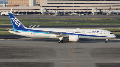 JA894A - Boeing 787-9 Dreamliner - All Nippon Airways (ANA)