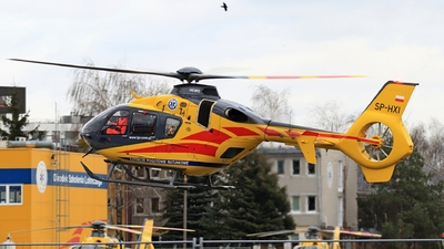 SP-HXI - Eurocopter EC 135P2+ - Poland - Medical Air Rescue