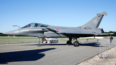 125 - Dassault Rafale C - France - Air Force