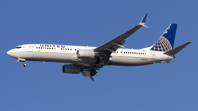 A picture of N38424 - Boeing 737924(ER) - United Airlines - © Jeremy D. Dando