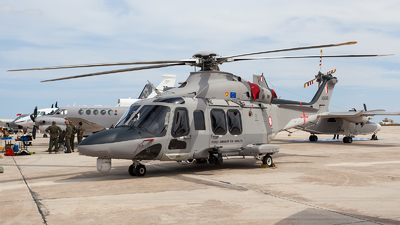 AS1630 - Agusta-Westland AW-139 - Malta - Armed Forces