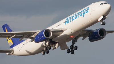 EC-MIN - Airbus A330-343 - Air Europa
