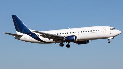 A picture of 9HHUE - Boeing 737430 - Air Horizont - © Santiago Blánquez