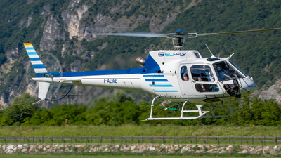 I-ALWE - Aérospatiale AS 350B2 Ecureuil - EliFly