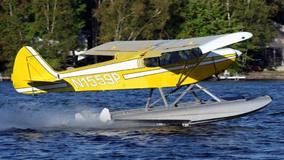 N1559P - Piper PA-18-135 Super Cub - Private