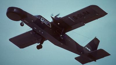 G-DLRA - Britten-Norman BN-2T Turbine Islander - Britten-Norman Aircraft