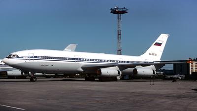 RA-86138 - Ilyushin IL-86 - Moscow Airways
