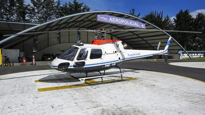 PNE-146 - Aérospatiale AS 350B2 Ecureuil - Ecuador - Police