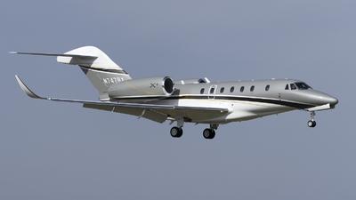 N747RX - Cessna 750X Plus - Private
