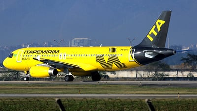 A picture of PSSFC - Airbus A320232 - Itapemirim Transportes Aéreos - © Allan Martins Antunes