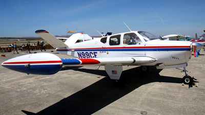 N99CE - Beechcraft E35 Bonanza - Private