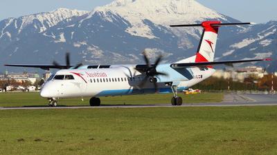 OE-LGJ - Bombardier Dash 8-Q402 - Austrian Airlines