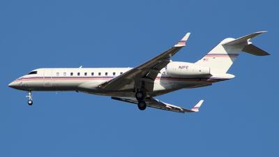 N2FE - Bombardier BD-700-1A10 Global Express - FedEx