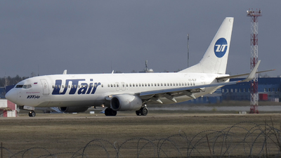 A picture of VQBJF - Boeing 7378AS - UTair - © Alexandr Dorotko