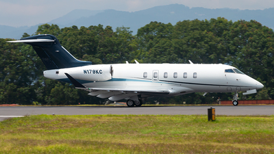 N179KC - Bombardier BD-100-1A10 Challenger 350 - Private
