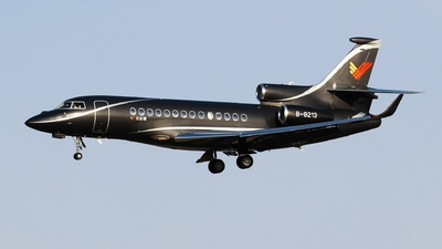 B-8213 - Dassault Falcon 7X - Private