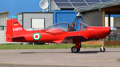 D-ERTH - Falco F8L - Private