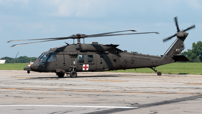 16-20877 - Sikorsky HH-60M Blackhawk - United States - US Army