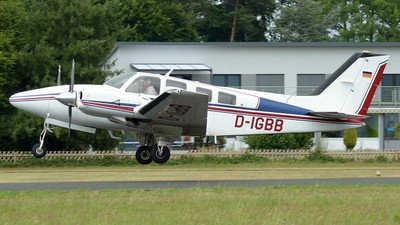 D-IGBB - Beechcraft 58P Baron - Private