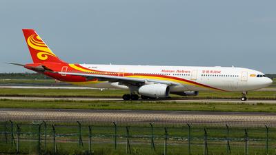 B-303Z - Airbus A330-343 - Hainan Airlines