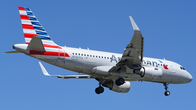 N70020 - Airbus A319-115 - American Airlines