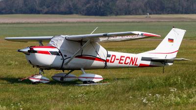 D-ECNL - Cessna 150J - Motorflugschule Egelsbach