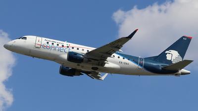 A picture of XASAC - Embraer E170STD - [17000139] - © Josué Villa